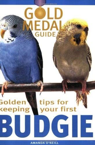 Golden Tips for Keeping Your First Budgie (Gold Medal Guide): O'Neill, Amanda