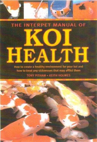 9781842860991: Interpet Manual of Koi Health