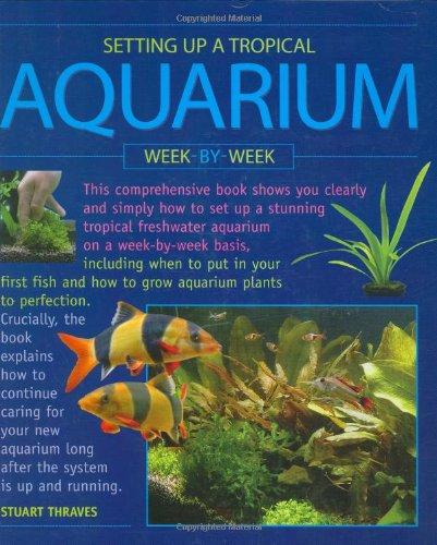 Akvarium v vashem dome. Shag za shagom.: Styuart Treyvz