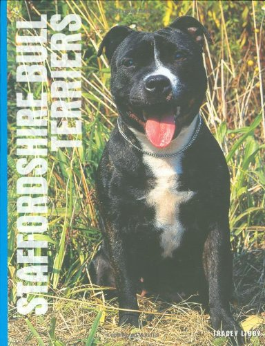 9781842861547: Staffordshire Bull Terriers
