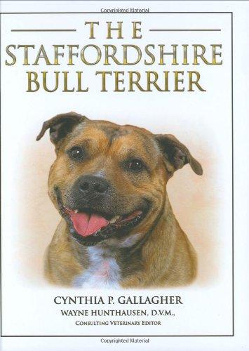 9781842862018: Staffordshire Bull Terrier