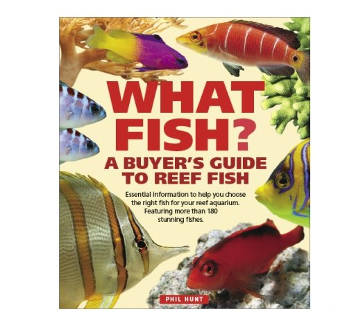 9781842862223: What Fish? A Buyer's Guide to Reef Fish