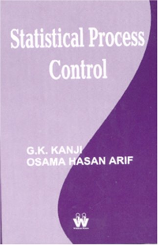 9781842900536: Statistical Process Control: A New Approach