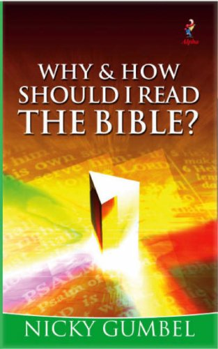 9781842911907: Why and How Should I Read the Bible?