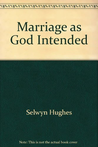 9781842912546: Marriage as God Intended