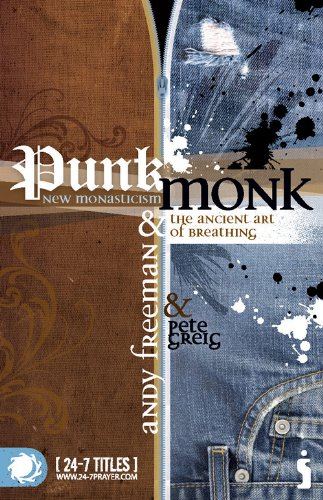 Punk Monk: Andy Freeman and