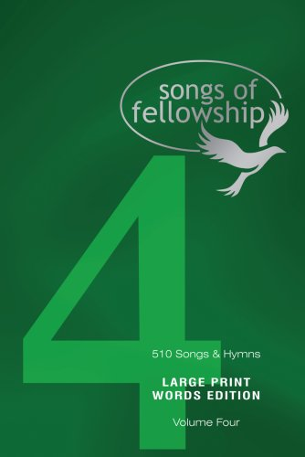 Songs of Fellowship 4 Words Edition -: Kingsway