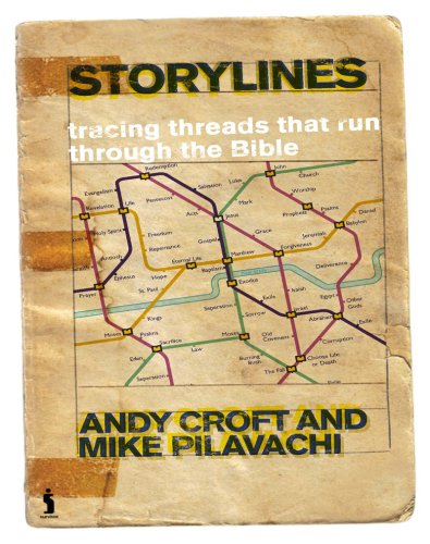 9781842913840: Storylines: Tracing Threads That Run Through The Bible