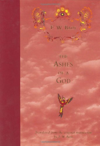 9781842930014: The Ashes of a God (Indian Stories of F.W.Bain)