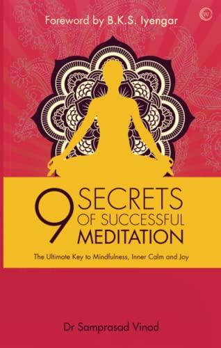 9781842930373: Nine Secrets of Successful Meditation