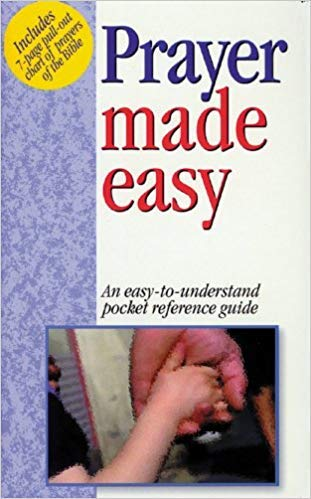 Prayer Made Easy (1842980343) by Mark Water