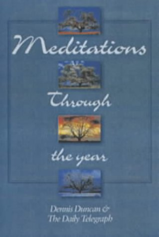 "9781842980941: Meditations Through the Year: Saturday Meditations for the ""Daily Telegraph"""