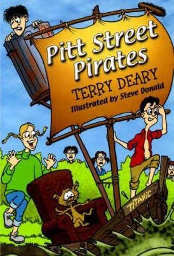 9781842990056: Pitt Street Pirates