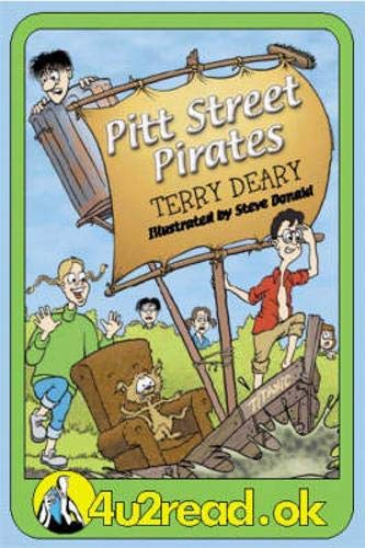 9781842992081: 4u2read.ok Pitt Street Pirates
