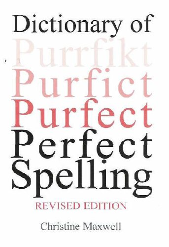 9781842992814: Dictionary of Perfect Spelling