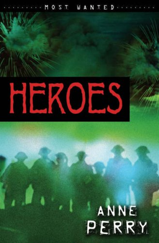 Heroes (Most Wanted): Perry, Anne