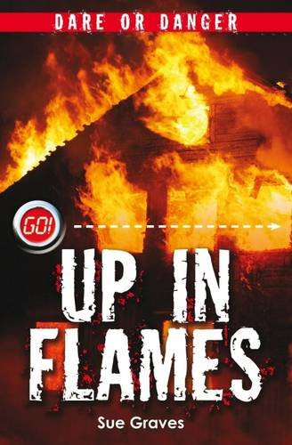 9781842997734: Up in Flames: Dare or Danger (Go!)