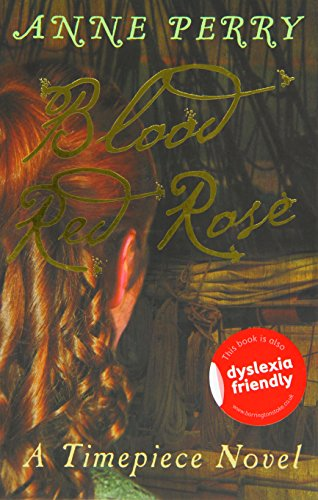 Blood Red Rose (Paperback): Anne Perry