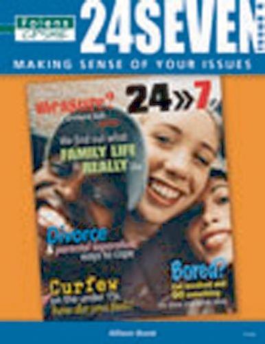 24Seven (Issue 4): Bond, Allison