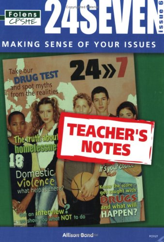 9781843033127: 24Seven Issue 6