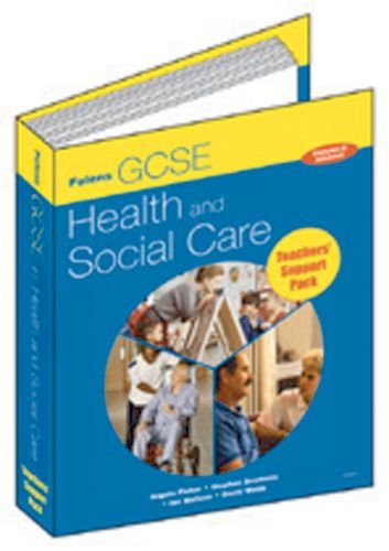 9781843033776: GCSE Health & Social Care: Teachers Support Pack (teachers Guide CD & SL)