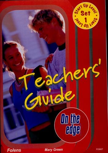 On the Edge: Start-up Level Set 1 - Teacher Book (Paperback): Mary Green, Mike Gould