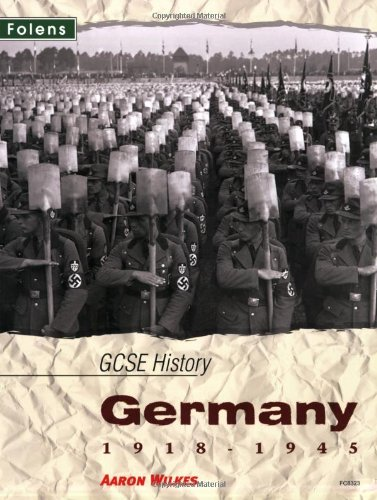 9781843038320: GCSE History: Germany 1918-1945 Student Book