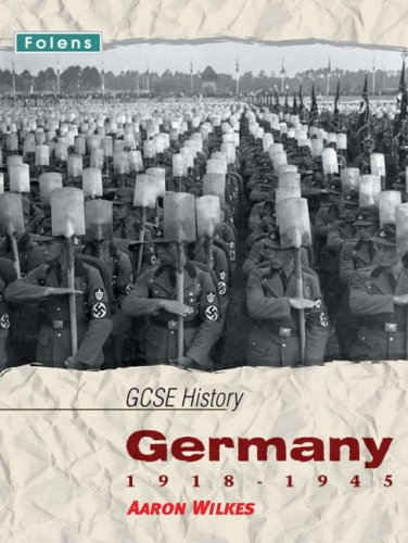 9781843038320: Germany, 1918-1945: Student Book (GCSE History)