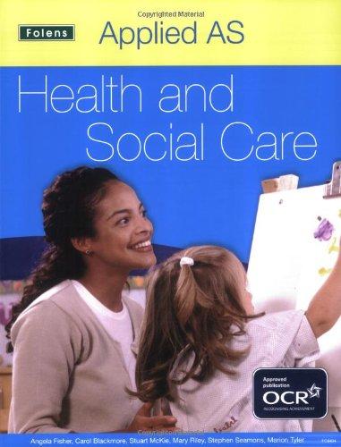 Applied Health & Social Care: Health and: Hood, Helen