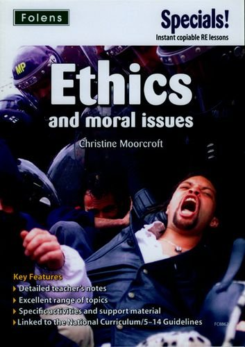 9781843038863: RE: Ethics and Moral Issues (Secondary Specials!)