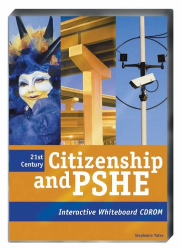 9781843039761: 21st Century Citizenship & PSHE: CD-ROM