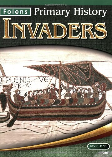 9781843039884: Invaders Textbook (Folens Primary History)