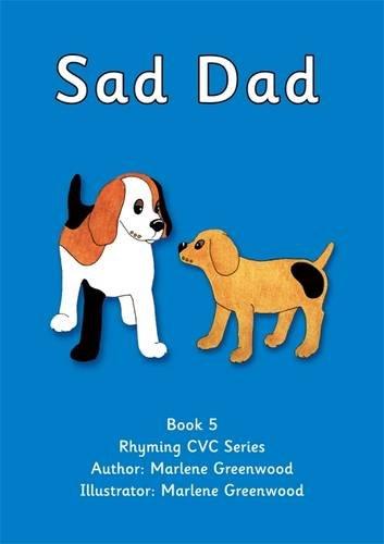 9781843051626: Sad Dad (Rhyming CVC Series)