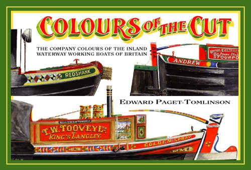 Colours of the Cut: The Company Colours: Edward Paget-Tomlinson.