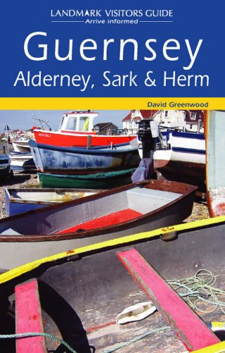 9781843061793: Guernsey, Alderney, Sark and Herm (Landmark Visitor Guide)