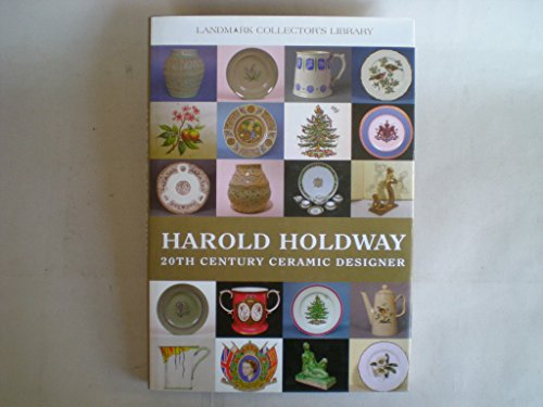 HAROLD HOLDWAY: 20TH CENTURY CERAMIC DESIGNER.: Harold & Ruth.