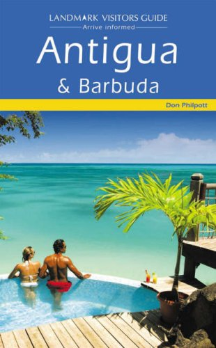 Landmark Visitors Guide Antigua & Barbuda (Landmark Visitors Guide Antigua and Barbuda): ...