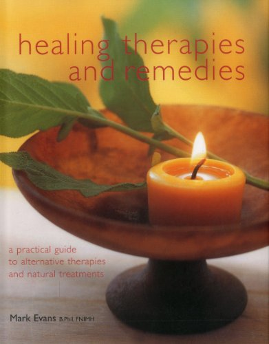 9781843090366: Natural Healing: Remedies & Therapies