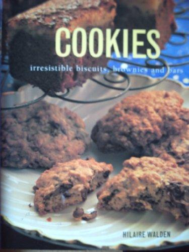 9781843090632: Cookies: Irresistible Biscuits, Brownies, and Bars