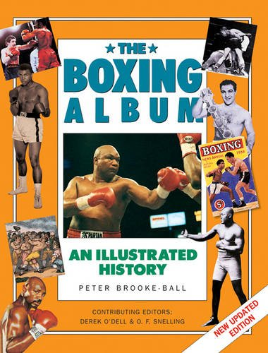 9781843090878: The Boxing Album: An Illustrated History