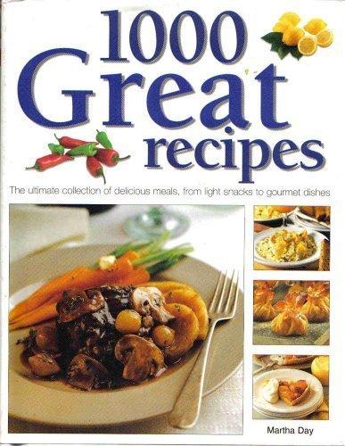 9781843091868: 1000 Great Recipes