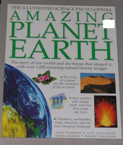 9781843092032: The Illustrated Science Encyclopedia Amazing Planet Earth