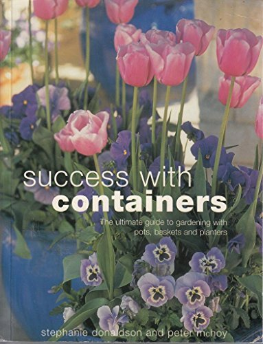Success with Containers