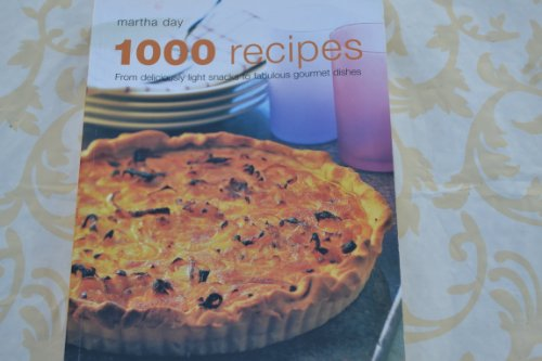9781843092698: 1000 Recipes