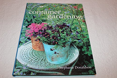 9781843092766: Container Gardening