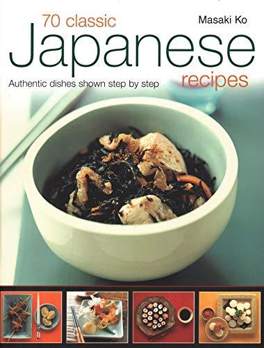 9781843093367: 70 Classic Japanese Recipes