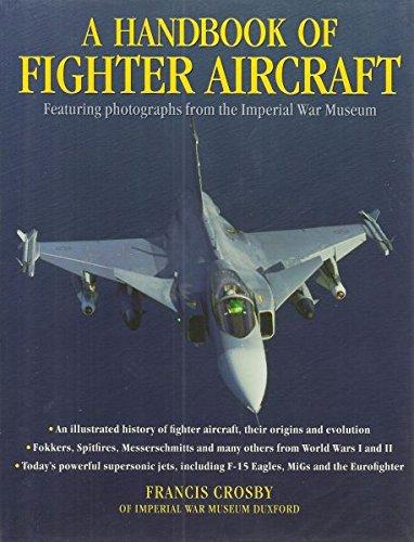 9781843094449: A Handbook of Fighter Aircraft