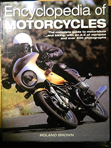 9781843094807: ENCYCLOPEDIA OF MOTORCYCLES.