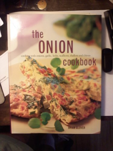 9781843096412: The Onion Cookbook (By Brian Glover)