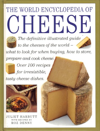 9781843096719: The World Encyclopedia of Cheese
